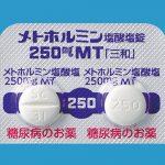メトホルミン塩酸塩錠250mgMT「三和」